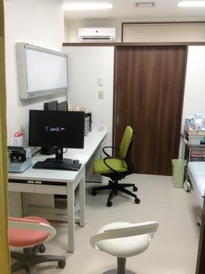 診察・処置室